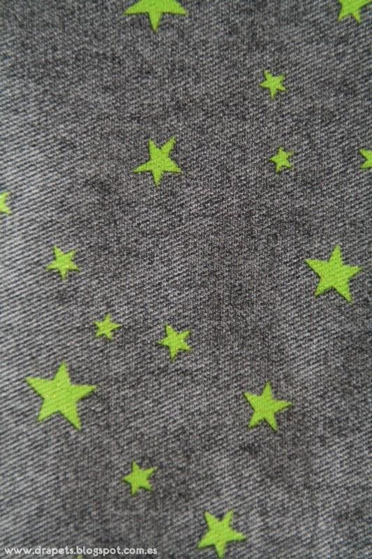 GREEN STAR (regalo para niña)
