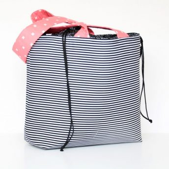 LUNCH BAG CORAL – XL
