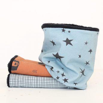 CUELLO INVIERNO 'BLUE STARS'
